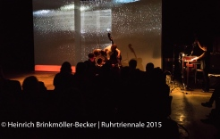 Ruhrtriennale 2015: Maschinenhaus Essen