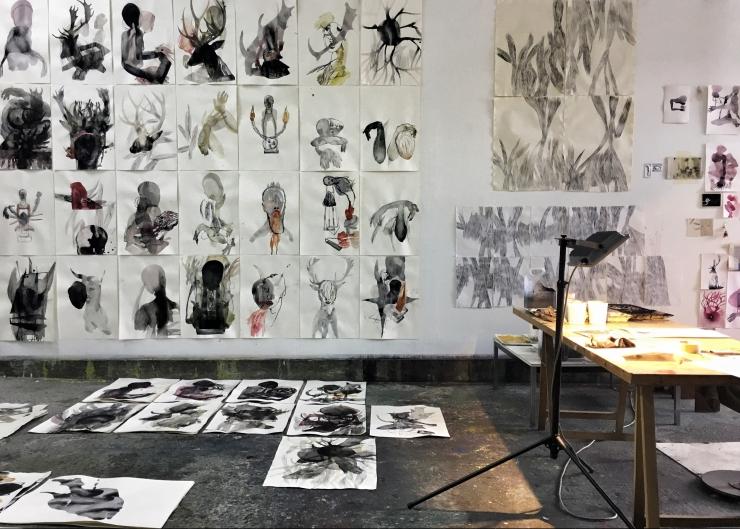 2017_ studio Nederbrakel #sigridtanghe
