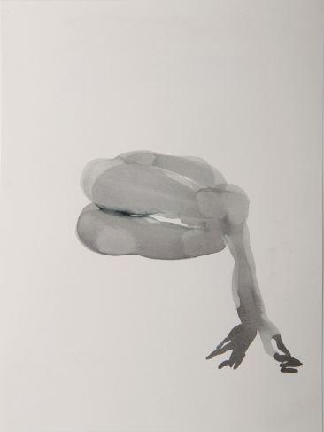 18_sigridtanghe watercolour Hahnemühle 200 gr. 30 x 40 cm